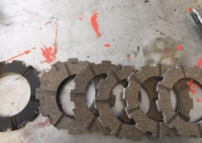 1930 Stintson brake discs made for restoration in Australia