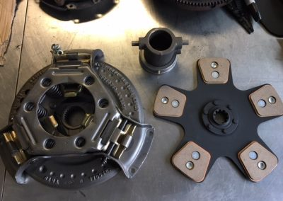 John Deere 440 log skidder clutch kit